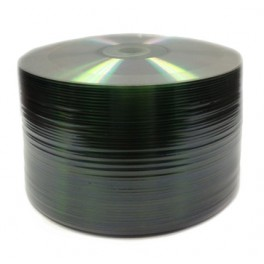 DataRight CDR 52x Shiny Silver (600)