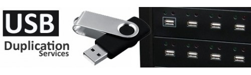 USB Duplication